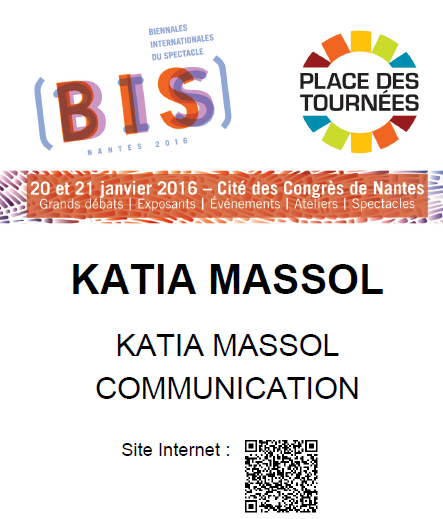 Participation Katia Massol Communication BIS Nantes